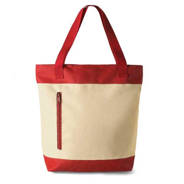 2 Tone Tote Bag Product Image