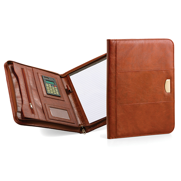 A4 Fordwich Folder with Calculator Product Image