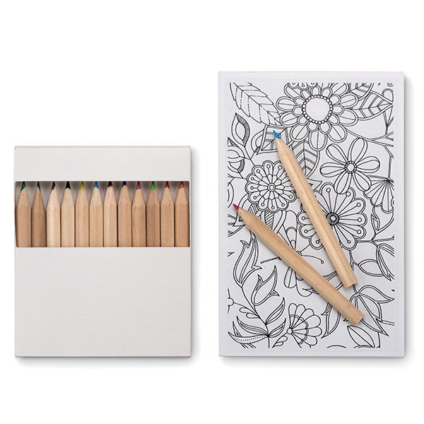 Relax Colouring Set Product Image
