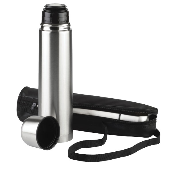 1L Stainless Steel Flask Product Image
