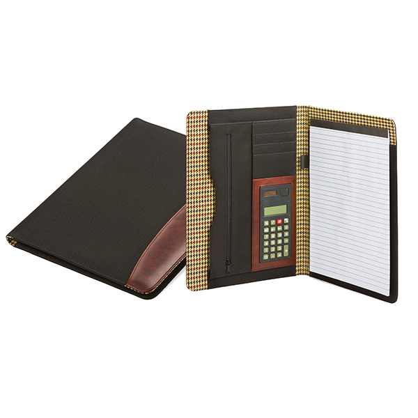 A4 Rancho Folder with Calculator Product Image