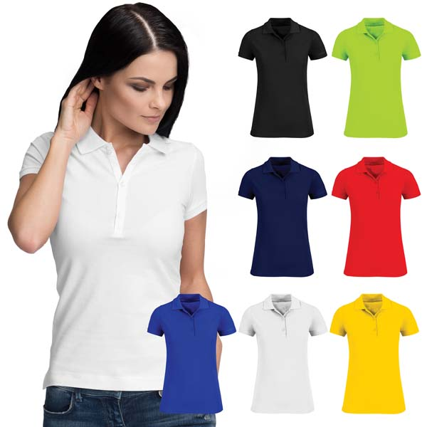 Bettoni Ladies Golf Shirt Product Image